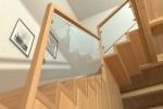 Projets escalier project-Scène 13