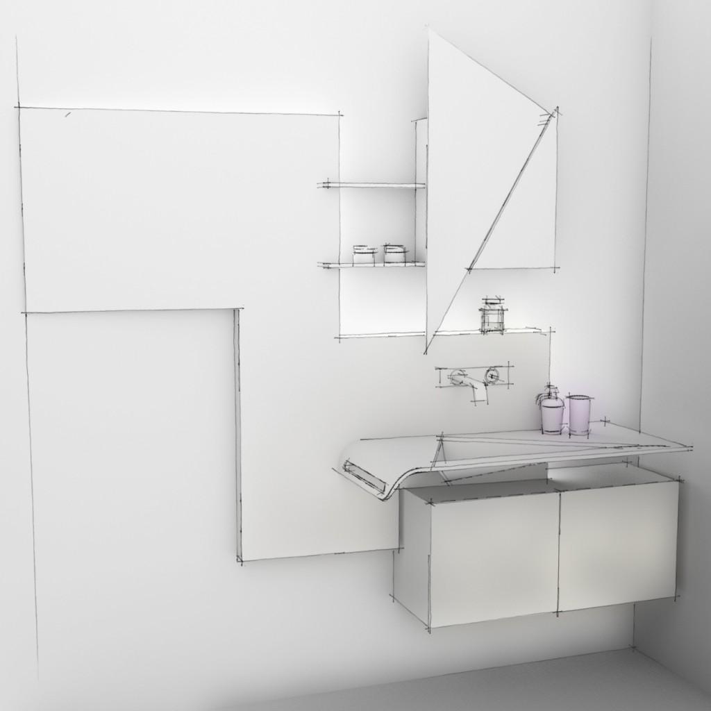 projet lavabo 2