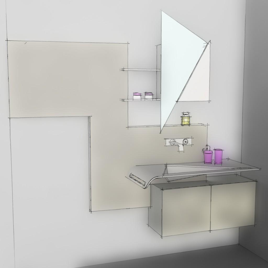 projet lavabo 3