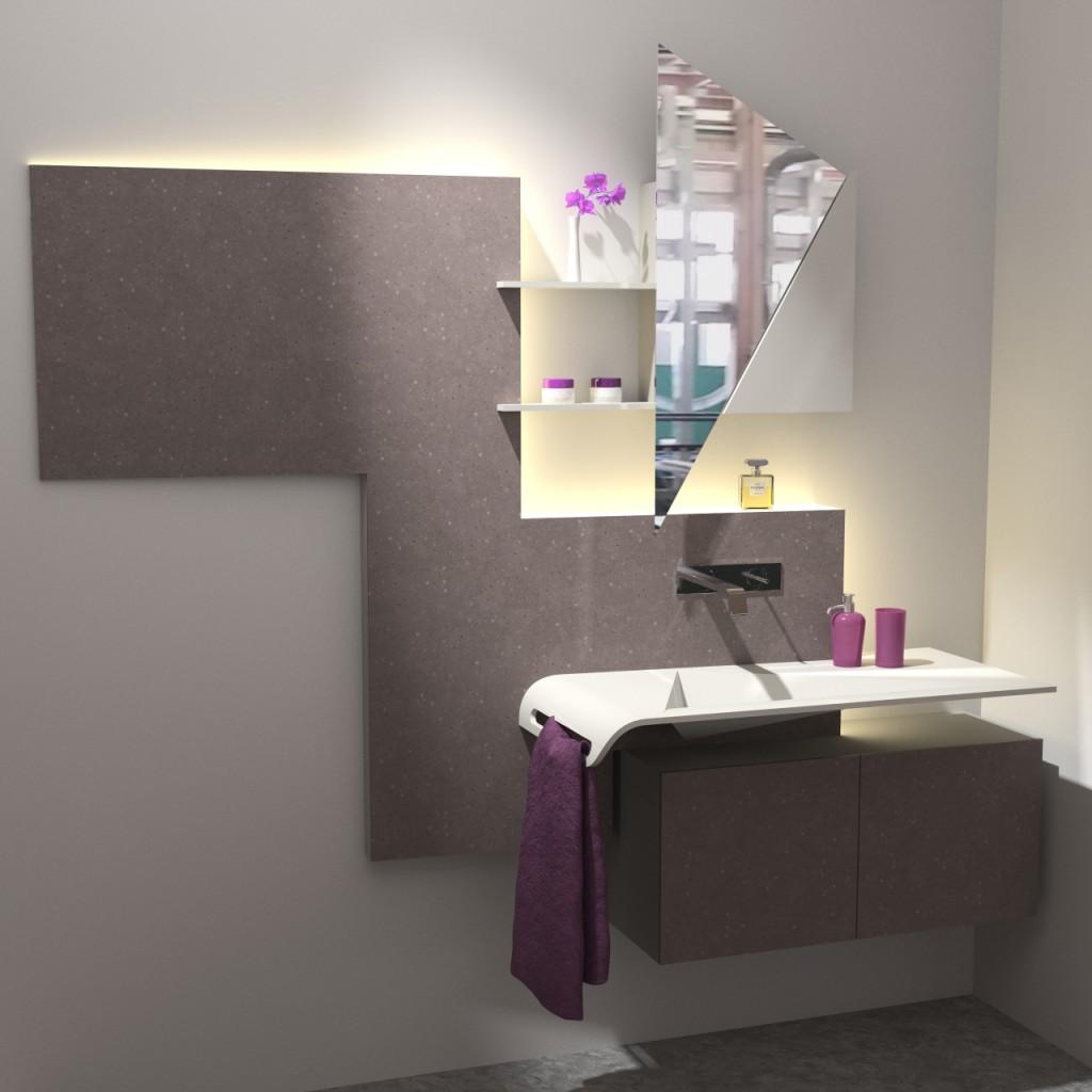 projet lavabo 4